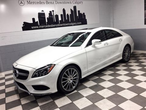Certified Pre-Owned 2015 Mercedes-Benz CLS CLS400