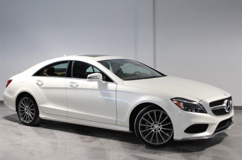 Pre-Owned 2016 Mercedes-Benz CLS CLS400