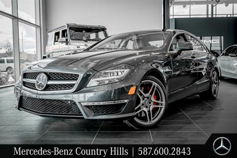 Pre-Owned 2012 Mercedes-Benz CLS CLS63 AMG
