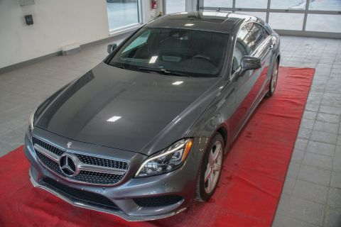 Certified Pre-Owned 2016 Mercedes-Benz CLS CLS550