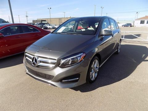 Pre-Owned 2018 Mercedes-Benz B-CLASS B250