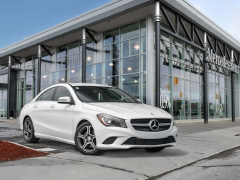 Pre-Owned 2014 Mercedes-Benz CLA CLA250