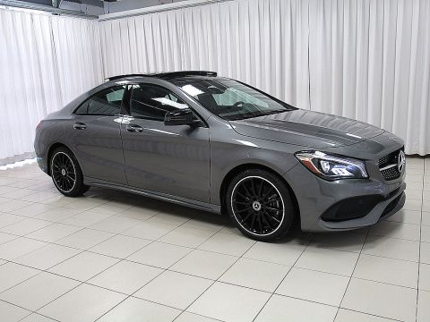 Pre-Owned 2018 Mercedes-Benz CLA NEW INVENTORY! CLA250 4MATIC AWD SEDAN