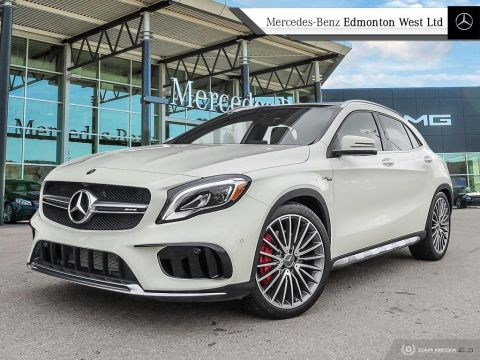 Certified Pre-Owned 2018 Mercedes-Benz GLA GLA45 AMG