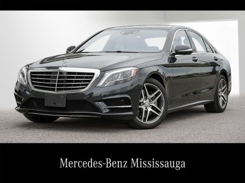 Certified Pre-Owned 2016 Mercedes-Benz S-CLASS S400