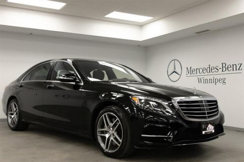 Pre-Owned 2014 Mercedes-Benz S-CLASS S550