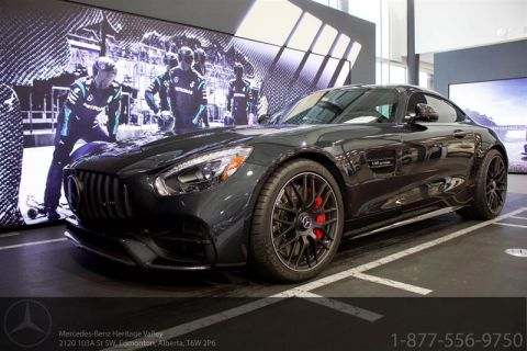 Pre-Owned 2018 Mercedes-Benz GT-CLASS AMG GT C