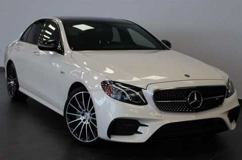 Pre-Owned 2017 Mercedes-Benz E-CLASS E43 AMG