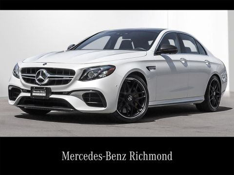 Certified Pre-Owned 2018 Mercedes-Benz E-CLASS E63 AMG