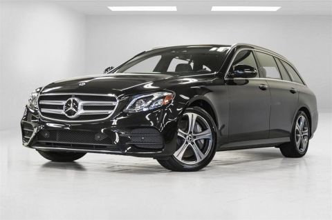 Pre-Owned 2018 Mercedes-Benz E-CLASS E400