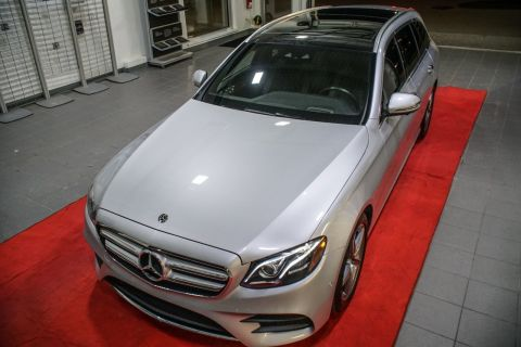 Certified Pre-Owned 2017 Mercedes-Benz E-CLASS E400