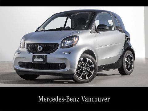 Certified Pre-Owned 2016 smart fortwo coupe fortwo